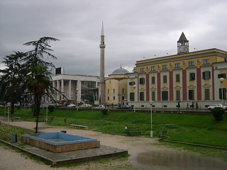 Visit one of Tirana's holiest places at the Mosque of Ethem Mey - Things to do in Tirana