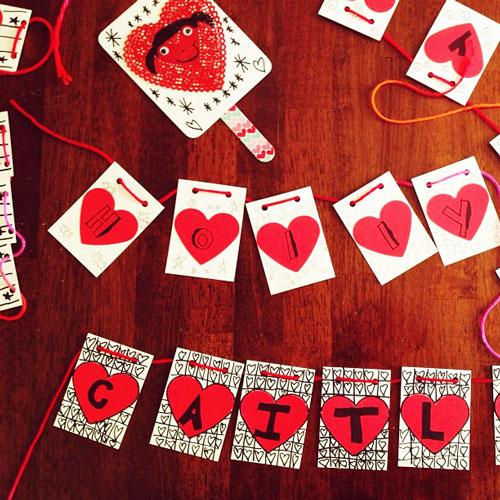 art-heart-banner