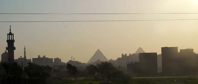 Cairo Sunset no tag