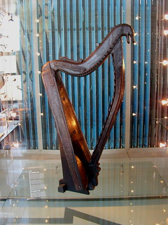Harp at the Guinness Store House