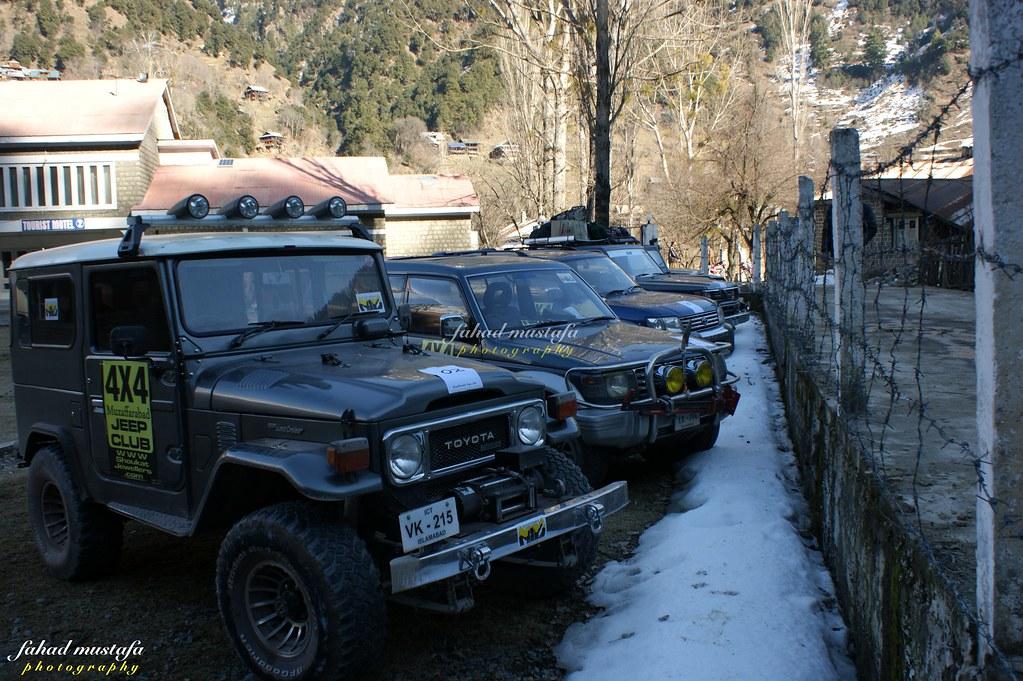 Muzaffarabad Jeep Club Neelum Snow Cross - 8468226597 1f8e0c5362 b