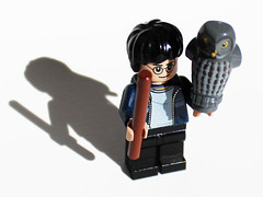 LEGO Harry Potter The Burrow (4840) - Harry Potter