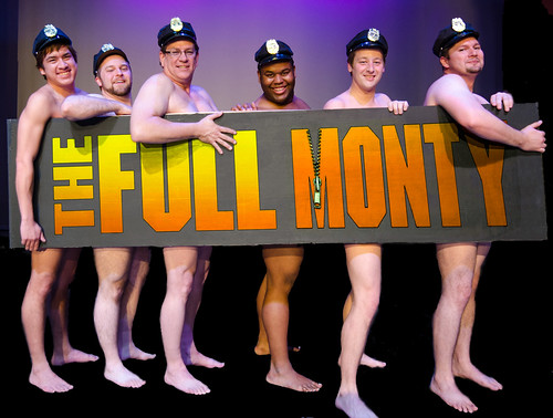 The Full Monty post