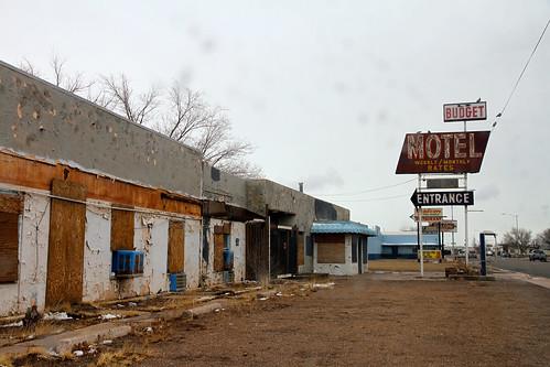 Winslow - LZ Budget Motel