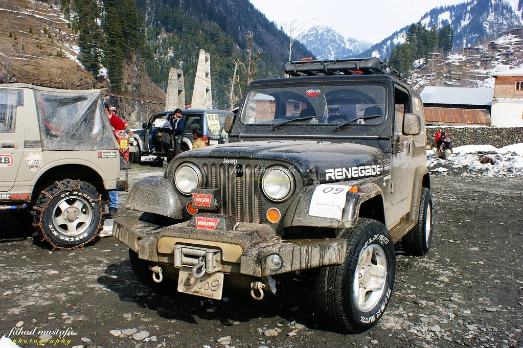 Muzaffarabad Jeep Club Neelum Snow Cross - 8471865016 bb0474aef3 b