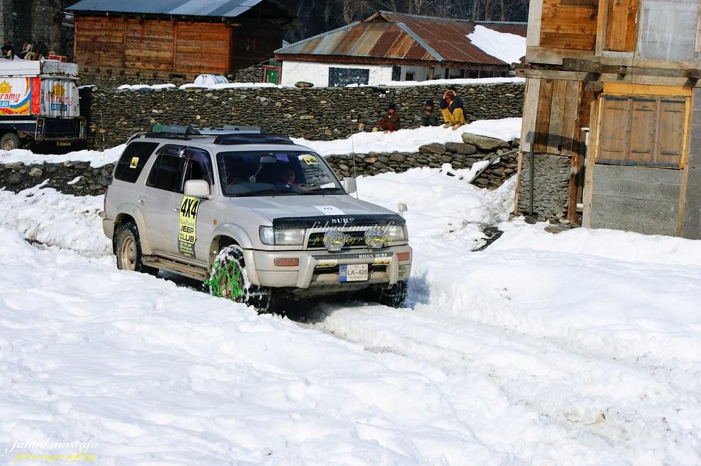 Muzaffarabad Jeep Club Neelum Snow Cross - 8472060378 8dba30a5d5 b