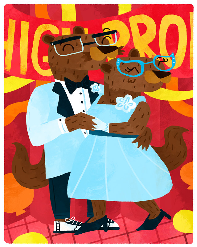 Otter Prom