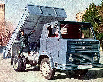 camió Karpetan