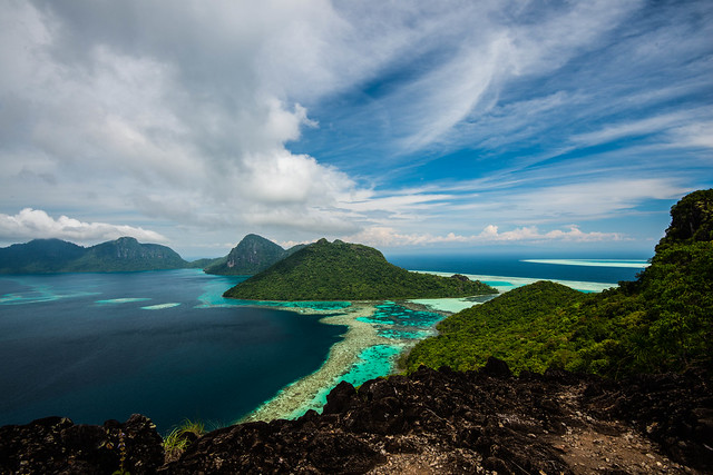 Bohey Dulang - Borneo