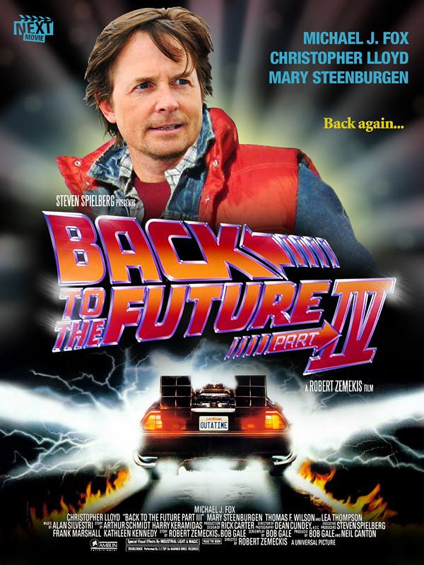 De Volta Para o Futuro - Parte IV