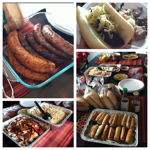 Winter Cookout