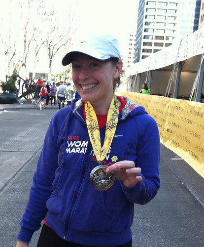 Austin Marathon finisher!