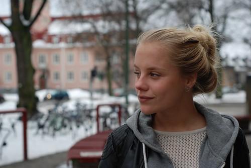 Lina Steén gillar Norrköping