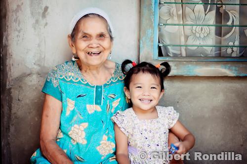 Naima and Lola Juana