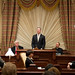 Small photo of Governor Delivers the Washington Day Speech