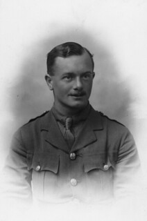 Second Lieutenant James Hope Byres