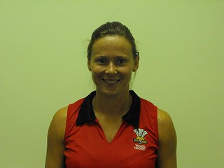 1. Sarah Thomas Welsh Star