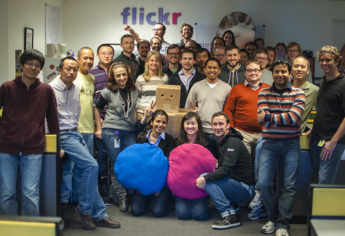 Flickr Team Shot, February 2013