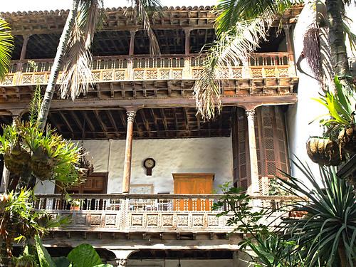 Casa de los Balcones, La Orotava, Tenerife