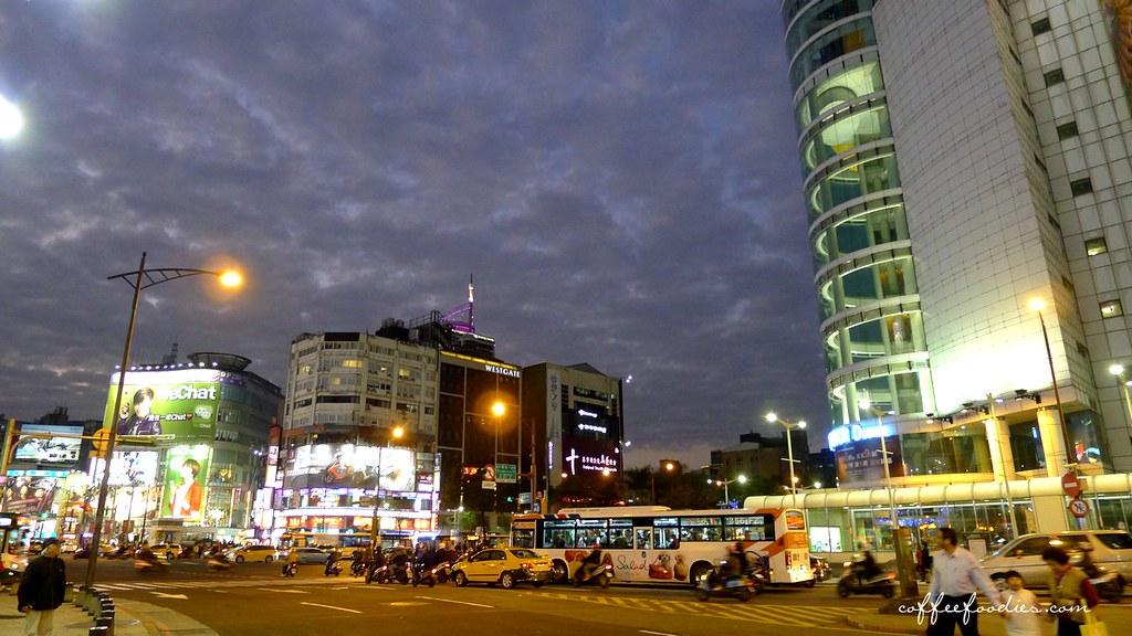 Taiwan - CITY INN PLUS XIMENDING