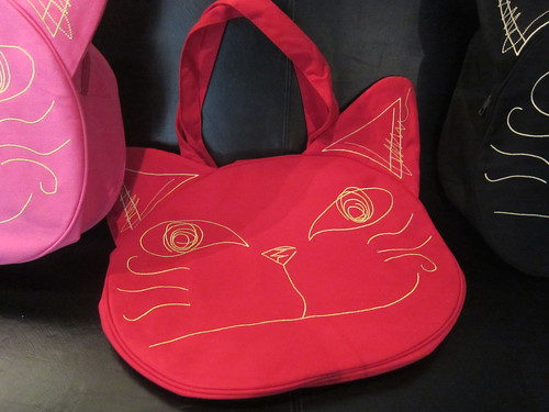 ネコ バッグ