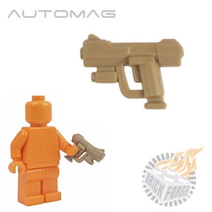Automag - Dark Tan