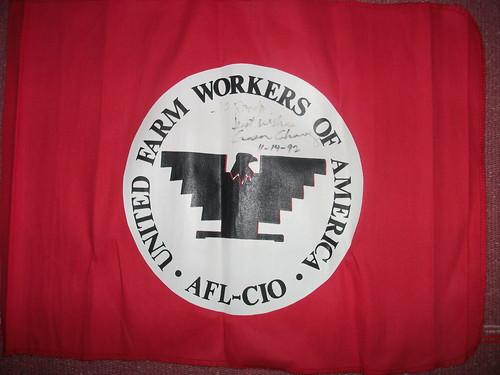 UFW Flag