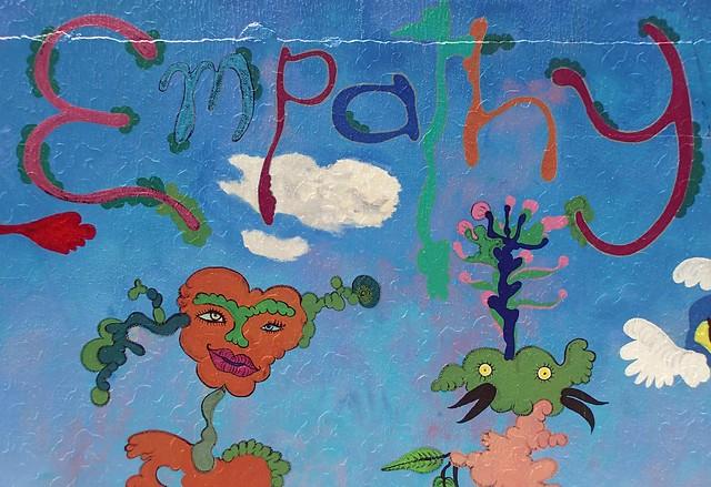 """Empathy"" lilyfield, sydney street art"