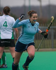Investec Women's Hockey League - Premier Division - Canterbury v Reading