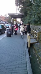 Kyoto Imadegawa Sidewalk