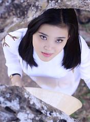[フリー画像素材] 人物, 女性 - アジア, アオザイ, ベトナム人 ID:201303022200