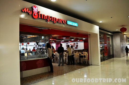 My Singapore Food Street