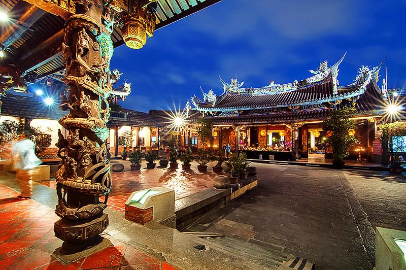 保安宮 - Baoan Temple - Taipei