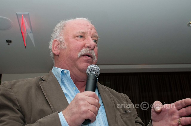 Michael Martini, 3rd generation L. Martini winemaker