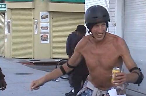 Skater Bill Venice Beach