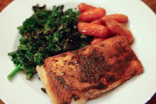 salmonkale