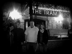 The Tram Depot pub in Cambridge