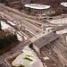 SR 520 Eastside, February 2013 aerial flyover