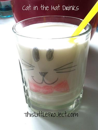 Cat Love Milk