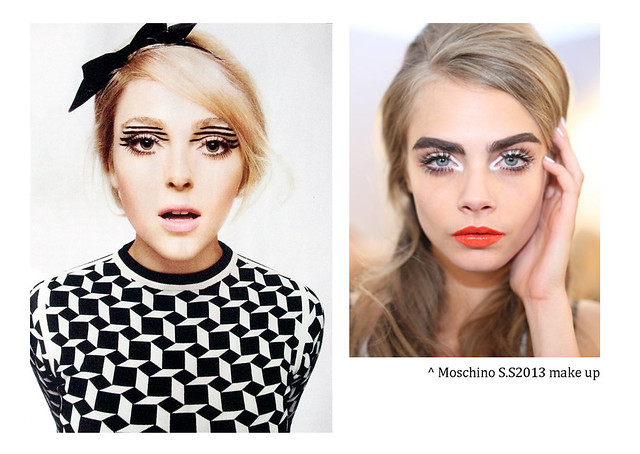 make up ss2013