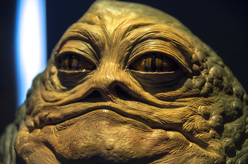Jabba the Hutt Model