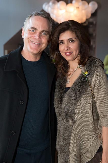 Stuart Cramer, Martha Cramer