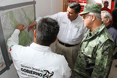 INCENDIO SIERRA SANTIAGO