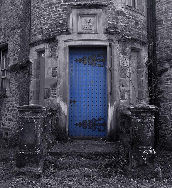 Eastend House Front Door