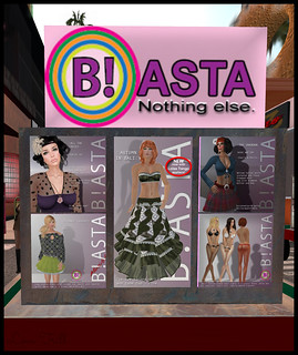 B!asta @ The Wash Cart Sale