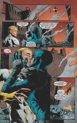 apollo midnighter kiss Stormwatch #18
