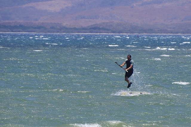Kiting in Playa Copal, Costa Rica 52