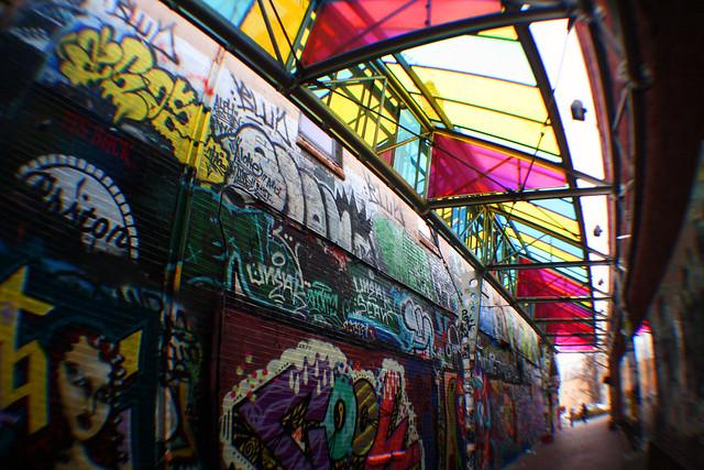 colorful boston