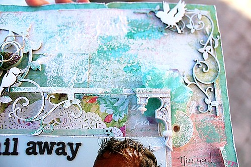 Sail away detalj2