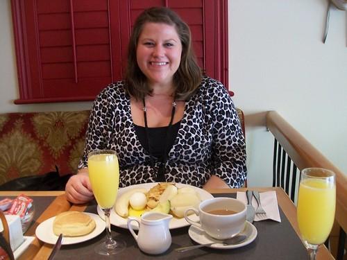 Bermuda Breakfast